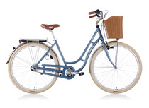 Vermont Saphire 3s Stadsfiets Dames blue blauw